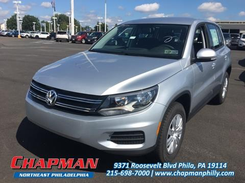 2017 Volkswagen Tiguan Limited for sale in Philadelphia, PA