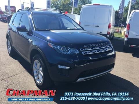 2017 Land Rover Discovery Sport for sale in Philadelphia, PA