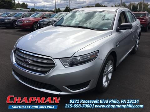 2017 Ford Taurus for sale in Philadelphia, PA