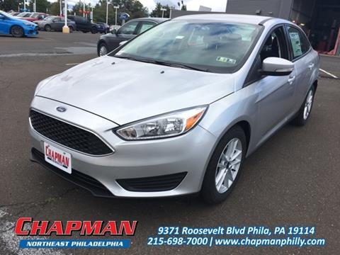 2017 Ford Focus for sale in Philadelphia, PA
