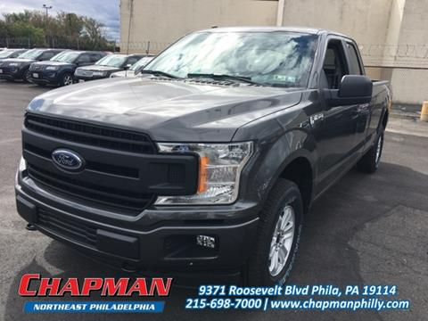 2018 Ford F-150 for sale in Philadelphia, PA