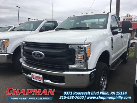 2017 Ford F-250 Super Duty for sale in Philadelphia, PA
