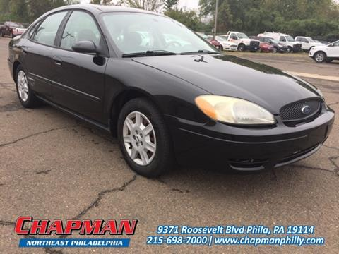 2007 Ford Taurus for sale in Philadelphia, PA