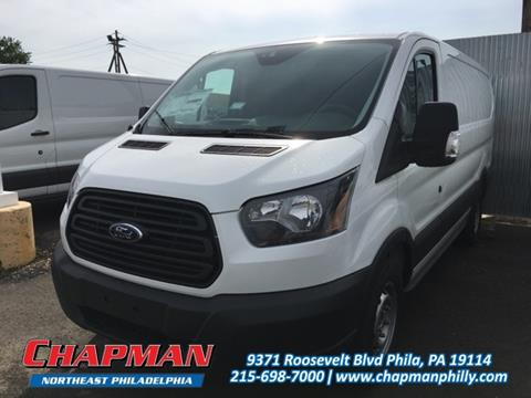 2017 Ford Transit Cargo for sale in Philadelphia, PA