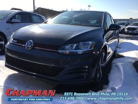 2018 Volkswagen Golf GTI for sale in Philadelphia, PA