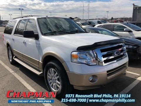 used ford expedition el for sale in pennsylvania. Black Bedroom Furniture Sets. Home Design Ideas