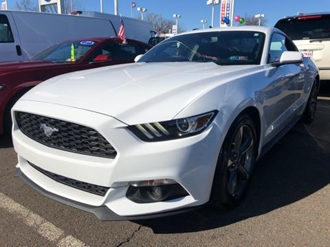 2017 Ford Mustang for sale in Philadelphia, PA