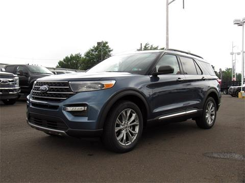 2020 Ford Explorer for sale in Philadelphia, PA