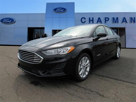 2019 Ford Fusion Hybrid for sale in Philadelphia, PA