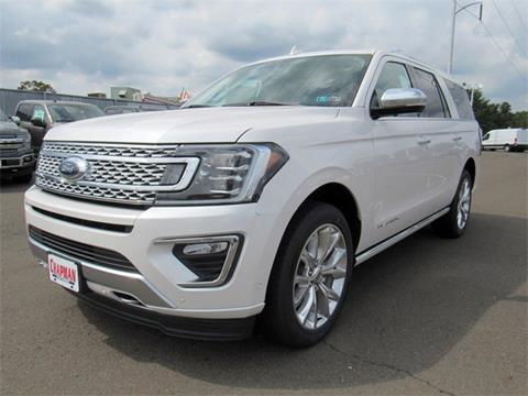 2019 Ford Expedition MAX for sale in Philadelphia, PA