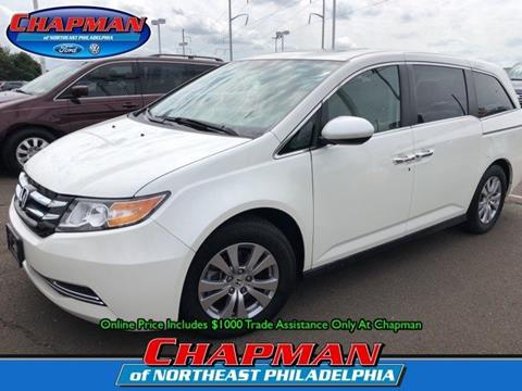 2016 Honda Odyssey for sale in Philadelphia, PA