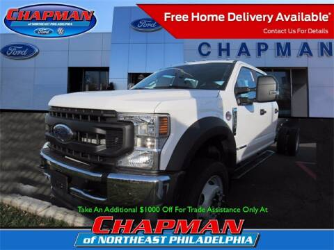 2020 Ford F-450 Super Duty for sale at CHAPMAN FORD NORTHEAST PHILADELPHIA in Philadelphia PA