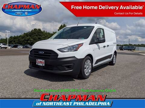 2020 Ford Transit Connect Cargo for sale at CHAPMAN FORD NORTHEAST PHILADELPHIA in Philadelphia PA