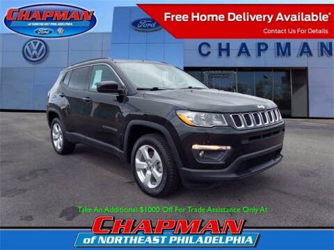 2018 Jeep Compass for sale at CHAPMAN FORD NORTHEAST PHILADELPHIA in Philadelphia PA