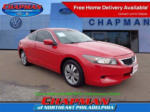 2009 Honda Accord for sale at CHAPMAN FORD NORTHEAST PHILADELPHIA in Philadelphia PA