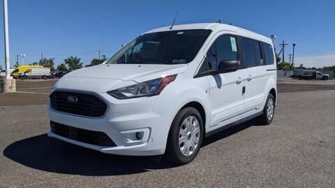 2021 Ford Transit Connect Wagon for sale at CHAPMAN FORD NORTHEAST PHILADELPHIA in Philadelphia PA