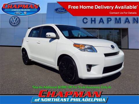2009 Scion xD for sale at CHAPMAN FORD NORTHEAST PHILADELPHIA in Philadelphia PA