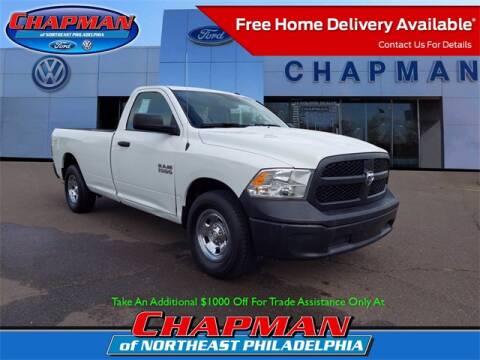 2018 RAM Ram Pickup 1500 for sale at CHAPMAN FORD NORTHEAST PHILADELPHIA in Philadelphia PA