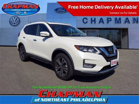 2018 Nissan Rogue for sale at CHAPMAN FORD NORTHEAST PHILADELPHIA in Philadelphia PA