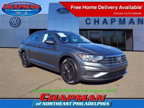 2019 Volkswagen Jetta for sale at CHAPMAN FORD NORTHEAST PHILADELPHIA in Philadelphia PA