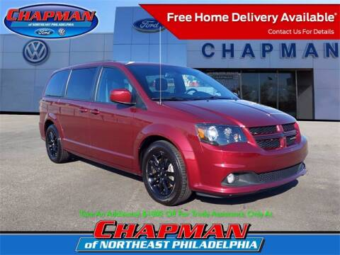 2019 Dodge Grand Caravan for sale at CHAPMAN FORD NORTHEAST PHILADELPHIA in Philadelphia PA