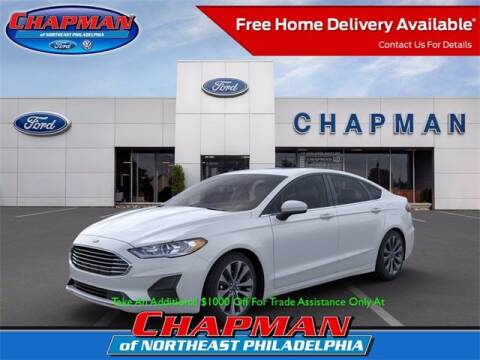 2020 Ford Fusion for sale at CHAPMAN FORD NORTHEAST PHILADELPHIA in Philadelphia PA