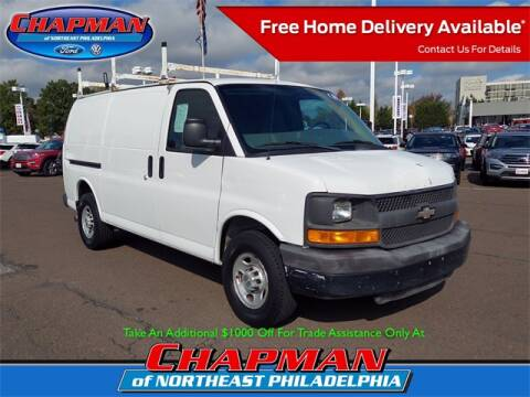 2008 Chevrolet Express Cargo for sale at CHAPMAN FORD NORTHEAST PHILADELPHIA in Philadelphia PA