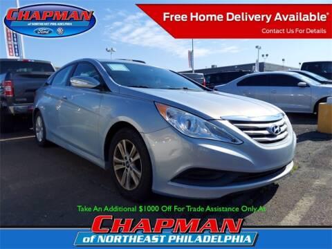 2014 Hyundai Sonata for sale at CHAPMAN FORD NORTHEAST PHILADELPHIA in Philadelphia PA