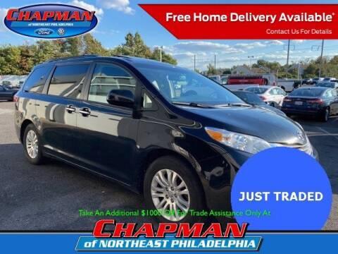 2015 Toyota Sienna for sale at CHAPMAN FORD NORTHEAST PHILADELPHIA in Philadelphia PA