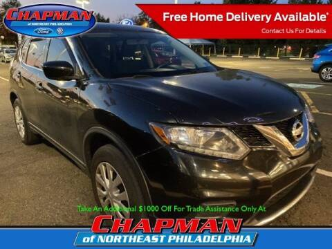 2016 Nissan Rogue for sale at CHAPMAN FORD NORTHEAST PHILADELPHIA in Philadelphia PA