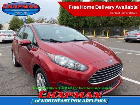 2015 Ford Fiesta for sale at CHAPMAN FORD NORTHEAST PHILADELPHIA in Philadelphia PA