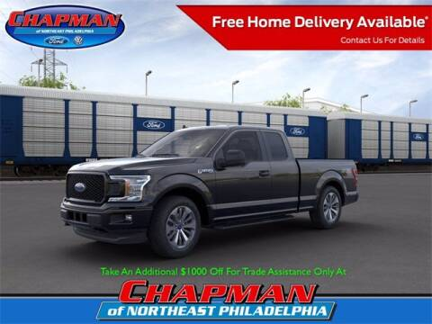 2020 Ford F-150 for sale at CHAPMAN FORD NORTHEAST PHILADELPHIA in Philadelphia PA