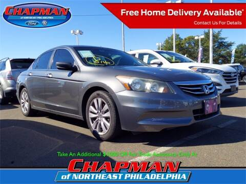 2011 Honda Accord for sale at CHAPMAN FORD NORTHEAST PHILADELPHIA in Philadelphia PA