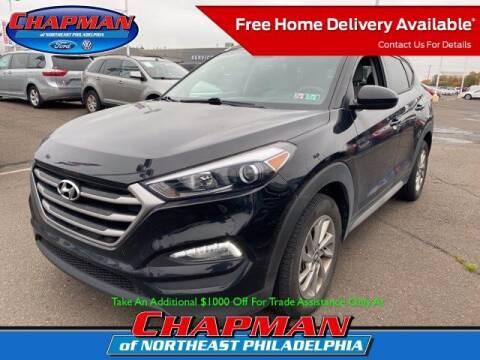 2017 Hyundai Tucson for sale at CHAPMAN FORD NORTHEAST PHILADELPHIA in Philadelphia PA