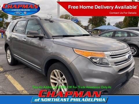 2012 Ford Explorer for sale at CHAPMAN FORD NORTHEAST PHILADELPHIA in Philadelphia PA