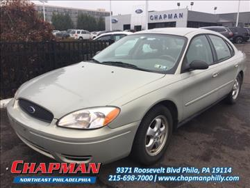 2006 Ford Taurus for sale in Philadelphia, PA