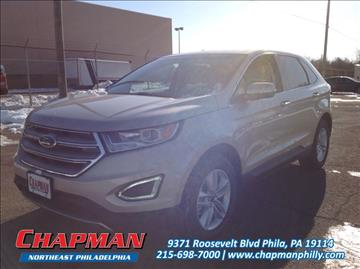 2017 Ford Edge for sale in Philadelphia, PA