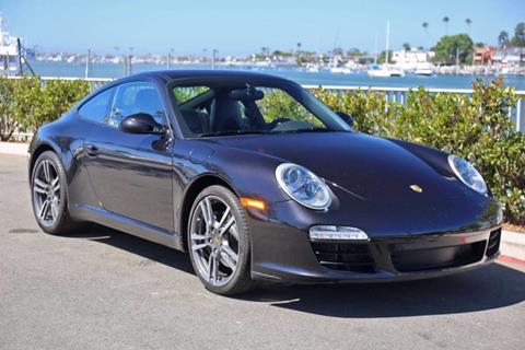2012 porsche 911 for sale in newport beach ca