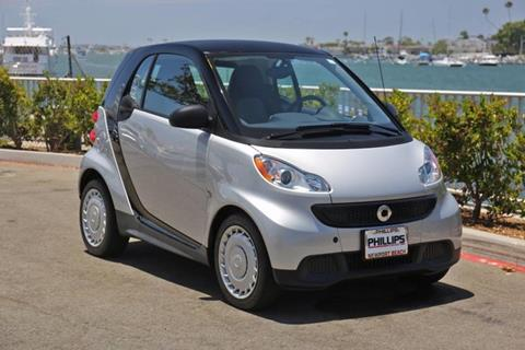 2015 Smart fortwo for sale in Newport Beach, CA