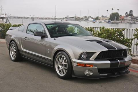2008 Ford Shelby GT500 for sale in Newport Beach, CA