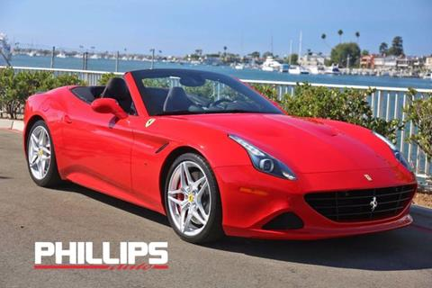 2016 Ferrari California T for sale in Newport Beach, CA