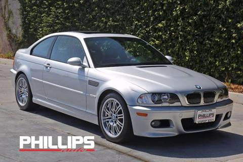 2001 BMW M3 for sale in Newport Beach, CA