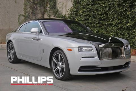 RollsRoyce For Sale  Carsforsalecom
