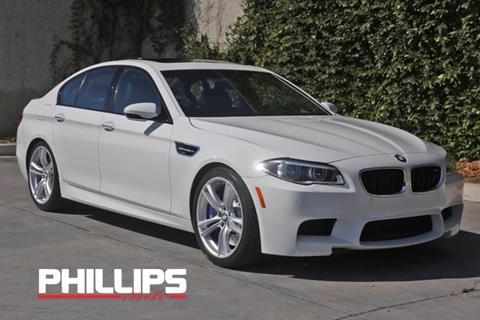 2014 BMW M5 for sale in Newport Beach, CA