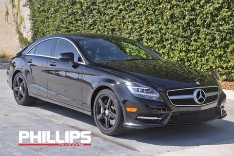 2013 Mercedes-Benz CLS for sale in Newport Beach, CA