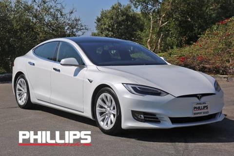 2017 Tesla Model S for sale in Newport Beach, CA