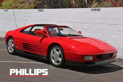 1989 Ferrari 348 For Sale In Arizona Carsforsale