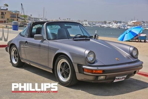 1986 Porsche 911 For Sale In Burlington Nc Carsforsale
