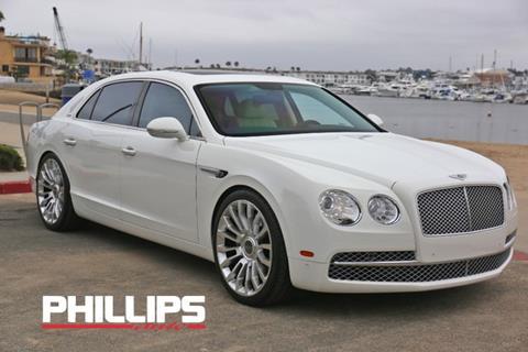 2014 Bentley Flying Spur for sale in Newport Beach, CA