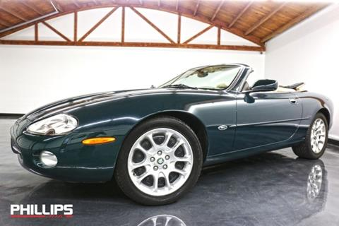 2002 Jaguar XK-Series for sale in Newport Beach, CA